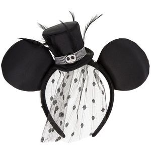New Disney Parks jack Halloween Minnie Mouse Ears